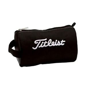 TITLEIST-Round-accessory-pouch-PCH9-NEW-From-Japan-free-shipping-MADE-IN-JAPAN