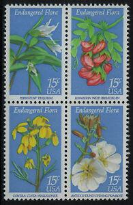 ESTADOS-UNIDOS-USA-1979-MNH-SC-1783-1786-Endangered-Flora