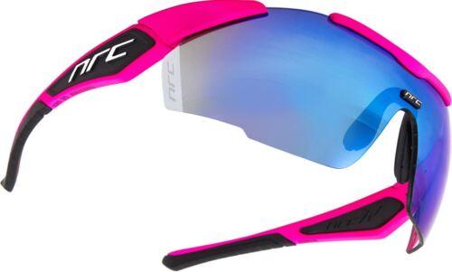 Cycling Eyewear Sunglasses NRC X Series X1 Gavia Pink//Black  Carl Zeiss Lenses.