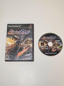 Road Kill for PS2 (Sony PlayStation 2, 2003) RoadKill, Rare
