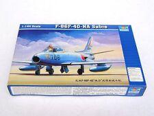 Trumpeter - F-86F-40-NA Sabre Japan 86 F Modell-Bausatz 1:144 NEU Tipp OVP kit