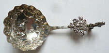 Cuillère en argent massif Pays-Bas Netherland 1846 vache cow silver spoon