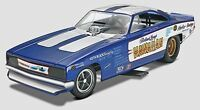 Revell Hawaiian Charger Funny Car - Plastic Model Car Kit - 1/25 Scale - 854287