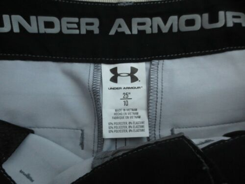 Details about  /Under Armour boy/'s Ocular Surf Shorts in Steel grey stripe sizes 8 10 or 12 NWT