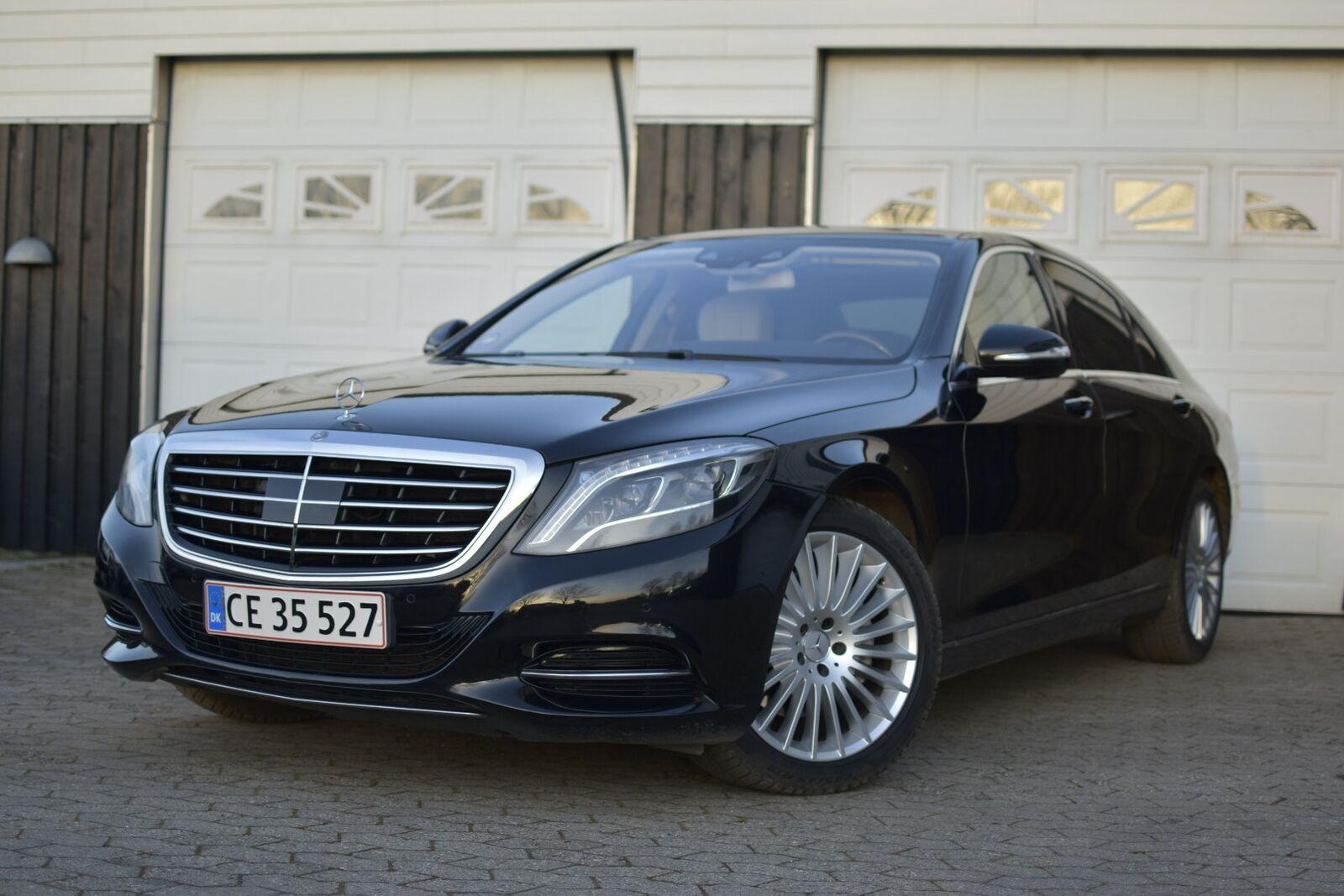 Mercedes S350 3,0 BlueTEC aut. lang 4d - 690.000 kr.