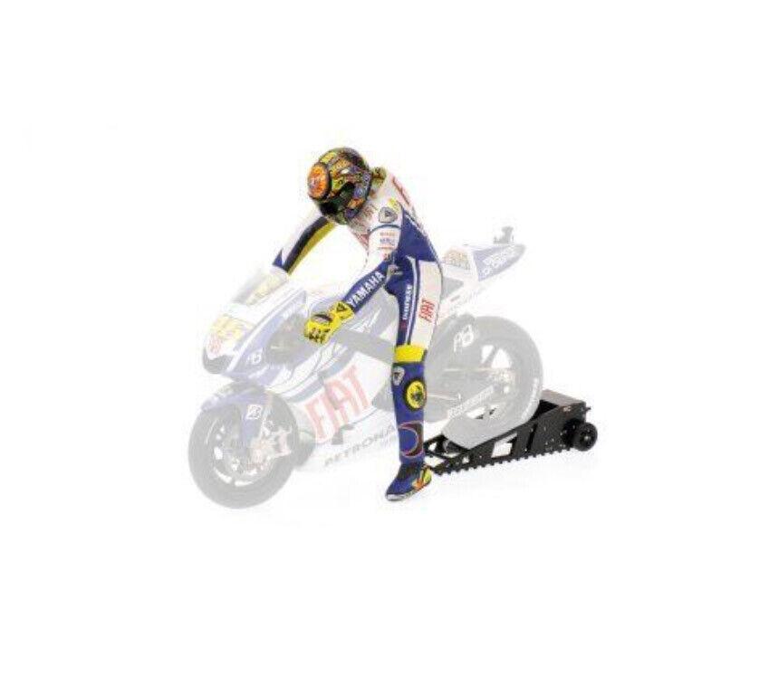 1 12 Figurine Rossi & Start Box MotoGP 2009 1 12 • Minichamps 312090046