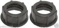 2 X Scepter Screw Collar Caps Gas Can Jerry Part 05765 Fits Jugs Igloo Moeller