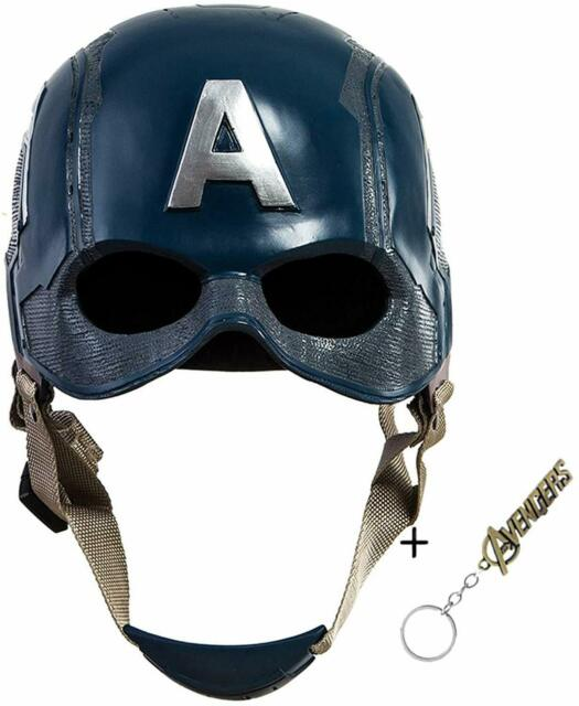 Crossbones Helmet Cosplay Captain America Civil War Helmet Brock Rumlow Mask PVC