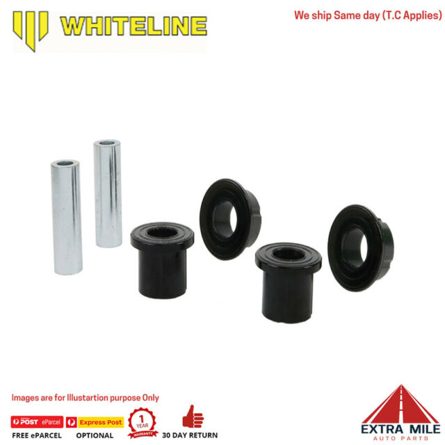 Whiteline Rear Spring - Front Eye Bushing Kit - W73250