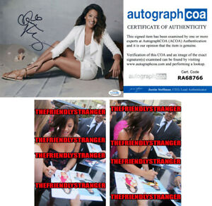 GINA-RODRIGUEZ-signed-Autographed-8X10-PHOTO-c-PROOF-SEXY-Jane-Virgin-ACOA-COA