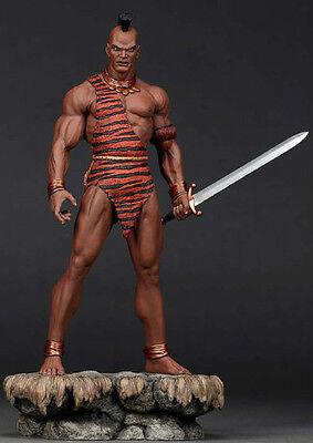 Hard Hero Zula Comic Statue by Seth Vandable (Conan, Belit, Zula) New