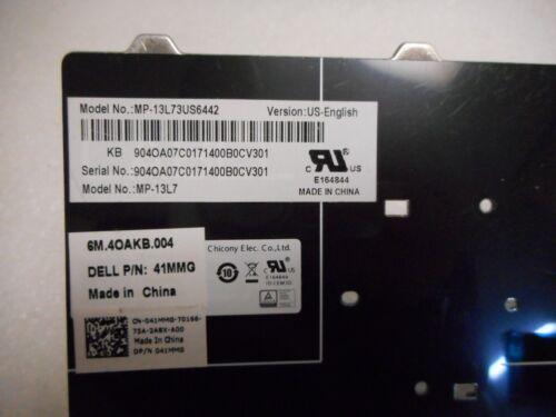 SINGLE KEY CAP+CLIP 41MMG MODEL MP-13L7 Dell Latitude 3340 3350 P//N HIAA 1