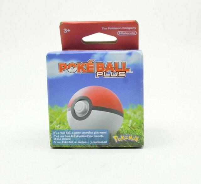 NEW ! Pokeball Plus for Pokemon Let's Go - Nintendo Switch Poke Ball Accesory