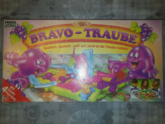 Bravo Traube Spiel