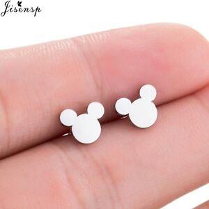 Mickey-Earrings-Cartoon-Mouse-Stud-Earrings-Fashion-Animal-Earring-Mothers-Gift