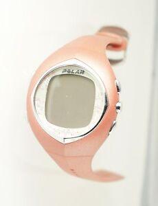 lo último 52585 3eaf8 Detalles de Polar F11 Reloj Mujer Especia Canela Digital Solo Reloj