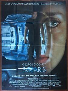 Poster-Solaris-Steven-Soderbergh-George-Clooney-Ulrich-President-120x160cm