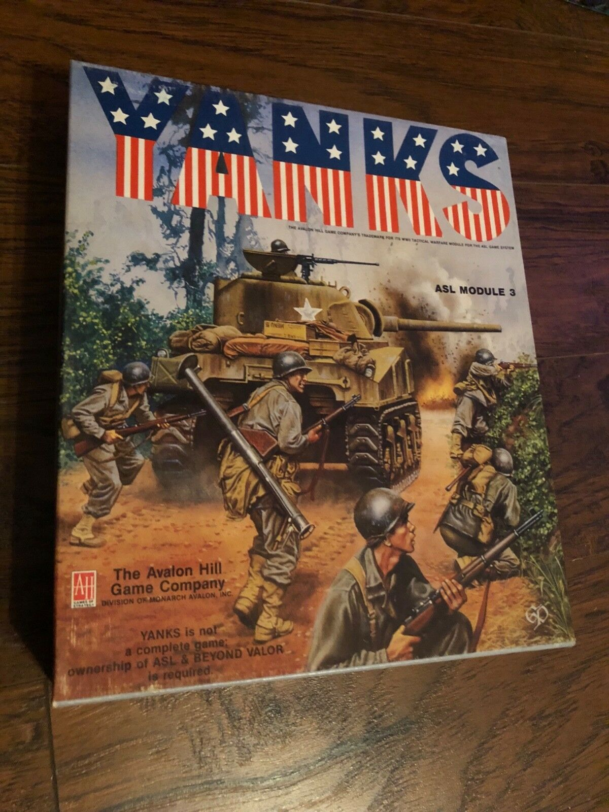 acquista online Yanks tavola gioco. The Avalon hill hill hill gioco azienda. Unpunched e unused gioco.  grande vendita