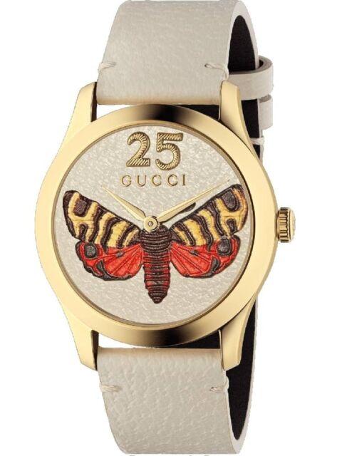 5d397e97005 Gucci Le Marche Des Merveilles 38mm Nylon Dial Women s Watch YA1264061