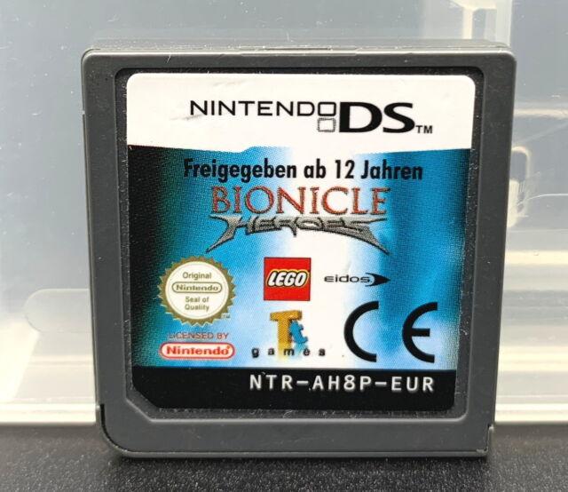 Spiel: LEGO BIONICLE (Modul) für Nintendo DS + Lite + XL + 3DS 2DS