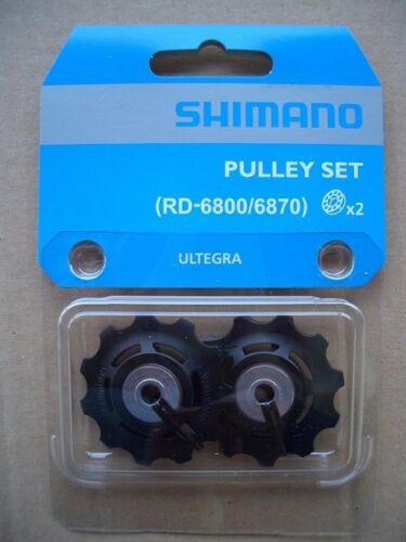 Shimano Ultegra RD-6800/6870 11-fach Schaltrollen Schaltröllchen NEU Y5YC98140
