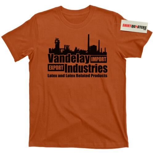Jerry Seinfeld George Costanza Art Vandelay Industries Kramerica blu ray T Shirt