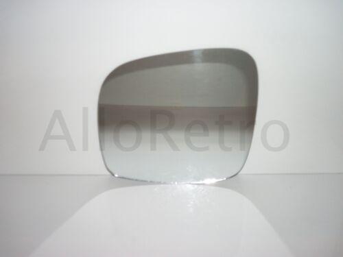 MIROIR glace de rétroviseur  ADHESIF côté GAUCHE  LANCIA GRAND VOYAGER 2008+