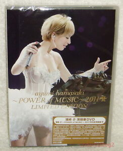 Ayumi Hamasaki POWER of MUSIC ...