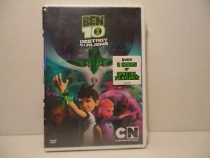 Ben-10-Destroy-All-Aliens-DVD-Cartoon-Network-2012-2-hours-of-special-features