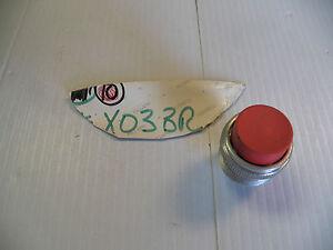 NEW KILLARK PUSHBUTTON ASSEMBLY X03BR R-0688 R0688