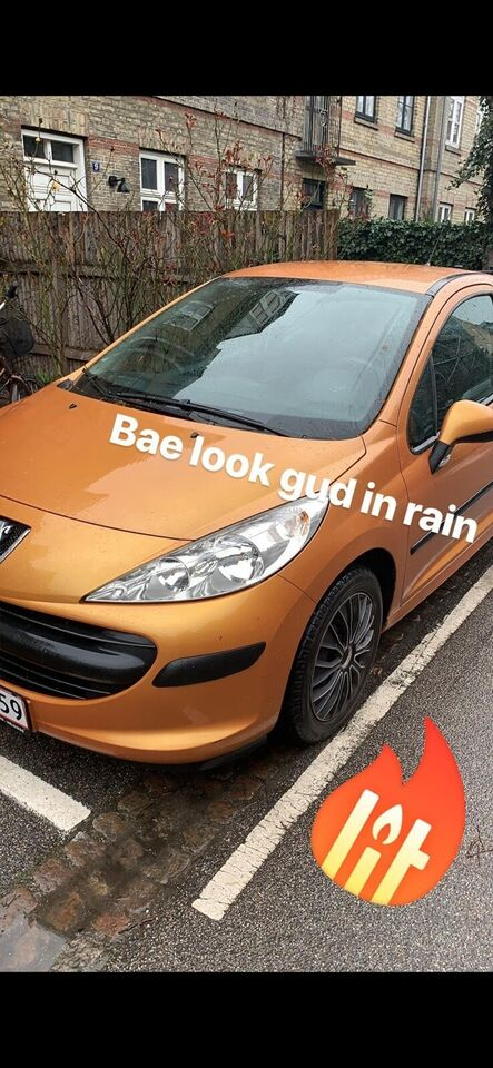 Peugeot 207, 1,4 XR, Benzin