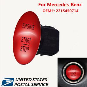 For-Mercedes-Benz-Engine-Keyless-Start-Stop-Push-Button-Switch-2215450714-USA