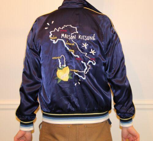 Maison Kitsune Souvenir Jacket - Italy