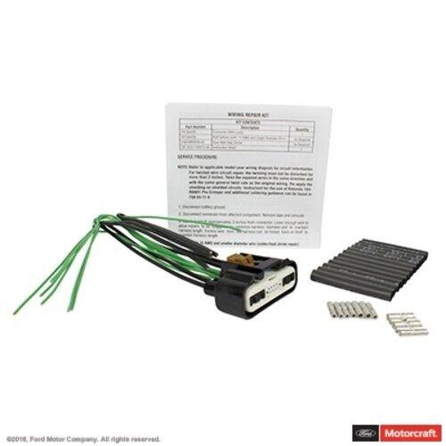 Windshield Wiper Motor Connector Motorcraft WPT-1446 5U2Z14S411KC