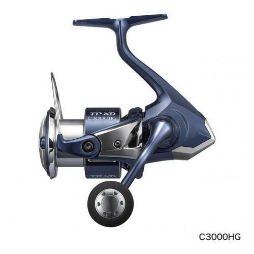 Shimano 21 TWIN POWER XD C3000HG Spinning Reel