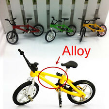Alloy Functional Finger Mountain Bike BMX Fixie Bicycle Toy Creative Game Gift