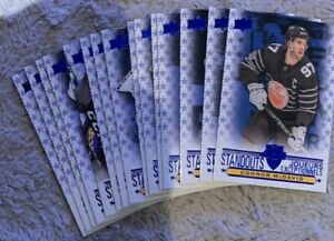 Tim Hortons 2020-21 Upper Deck - All-Star Standouts Hockey Cards AS