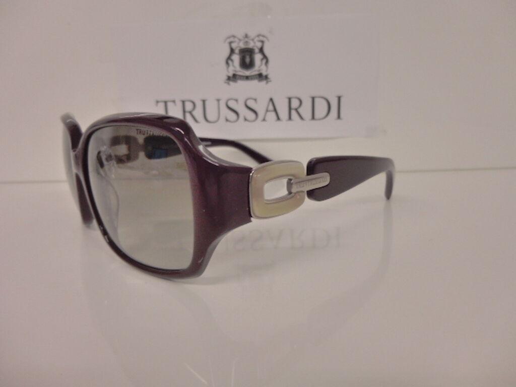 Originale Sonnenbrille TRUSSARDI, TR 12831 PU | Ab dem neuesten Modell