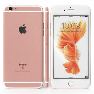 Apple-iPhone-6s-64GB-Rose-Gold-Gold-Silver-Gray-Factory-Unlocked-Smartphone