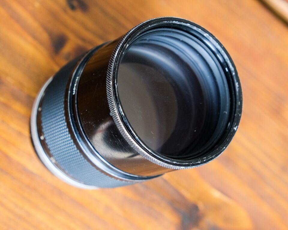 Manuelt objektiv, Nikon, Nikkor-P 180mm f/2.8