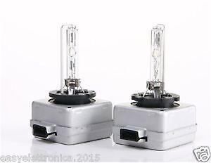 Coppia lampade XENO xenon Ford Focus dal 2011 D3S 6000k lampadina HID fari