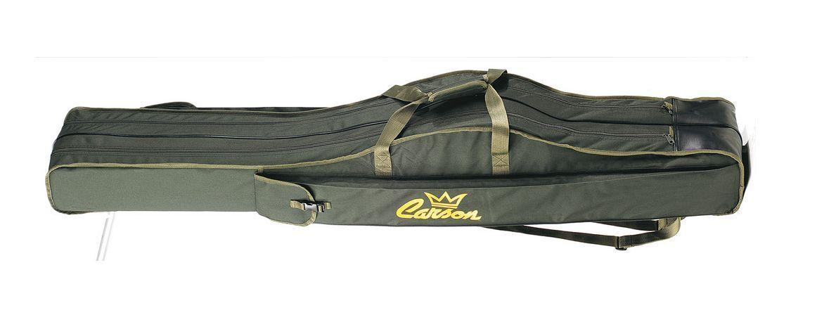 Fodero porta canne 20002 160cm verde portacanne da pesca surfcasting borsa