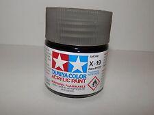 Tamiya Color Acrylic Paint Smoke #X-19 (23 ml) NEW