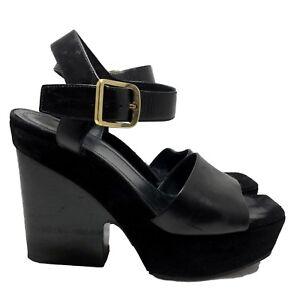 5695 Platform Celine Platform Sandals37 Celine 5695 Black Black Sandals37 Celine UpzSMVqG