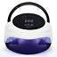 72W-LED-UV-Nail-Lamp-Dual-Mode-Nail-Dryer-for-Gel-CND-Shellac-Nail-Lamp-with-and miniatuur 1