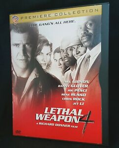 Lethal Weapon 4 1998 Premiere Collection Ebay