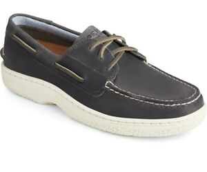 NEW MENS SPERRY LEATHER BILLFISH