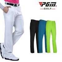 Men's Golf Pants Trousers Quick Dry Breathable Outdoor Golf Clothes Trousers