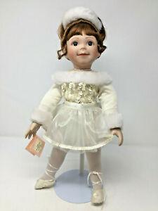 The-Ashton-Drake-Galleries-Porcelain-Doll-My-Little-Ballerina-COA-4430-B1995