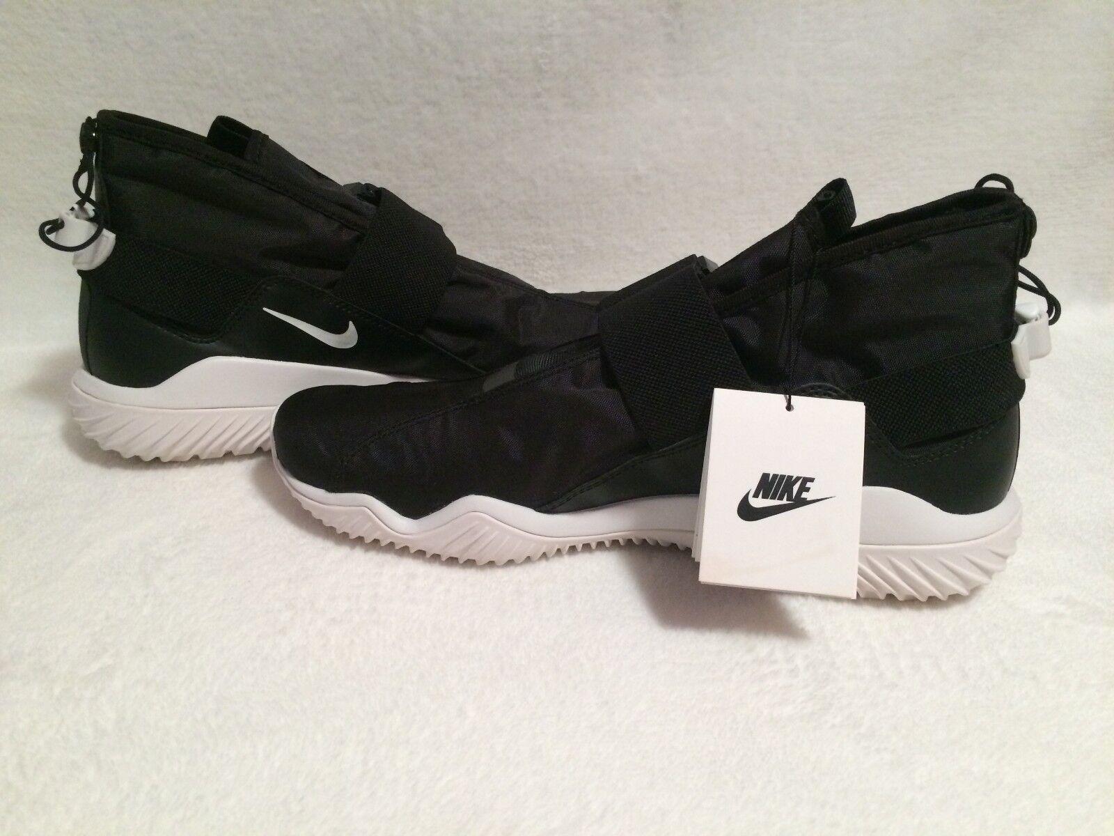 Men's Repellent Nike Komyuter Black Water Repellent Men's Sneaker AA2211-001 Size 8.5 9ceddc